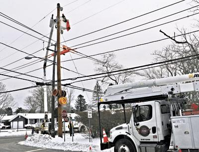 Outcry Builds Over New Power Lines